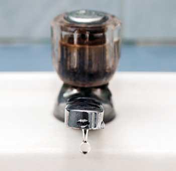 水栓、水道蛇口の水もれ修理