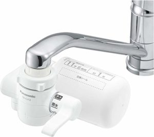 蛇口直結浄水器