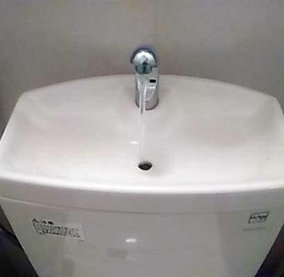 トイレ本体の故障
