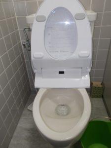 何度もつまるトイレ