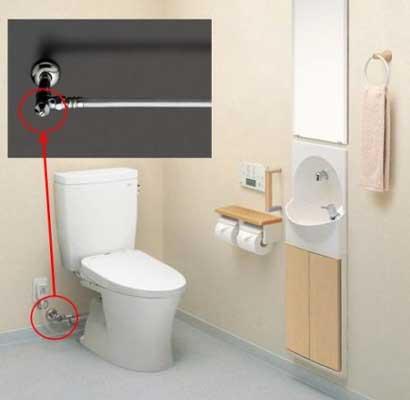 トイレの水が止まらない時の対処法