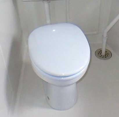 トイレ便器のみを交換