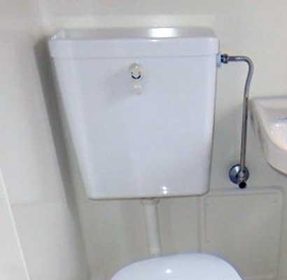 トイレタンクのみを交換