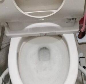 トイレ点検
