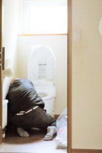 トイレ修理イメージ